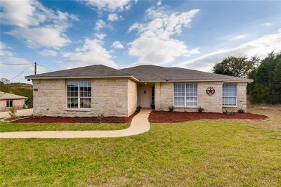 Lago Vista Single Family Home For Sale: 21140 Northland Dr