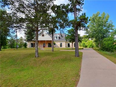 Bastrop Single Family Home For Sale: 120 Upolu Ct