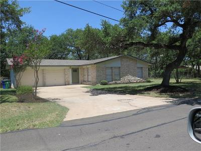 Cedar Park Single Family Home For Sale: 1101 Doris Ln