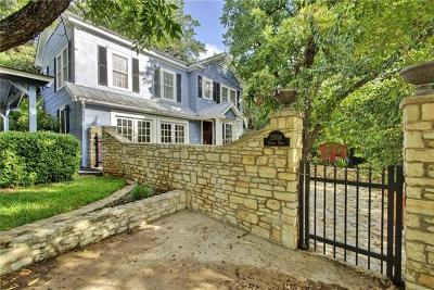 Austin Single Family Home Pending - Taking Backups: 2004 Bridle Path