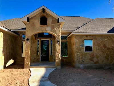 Georgetown Single Family Home For Sale: 101 Dakota Dr