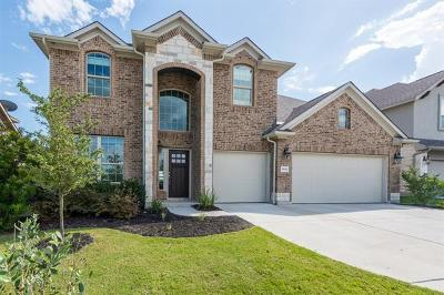 Pflugerville Single Family Home For Sale: 18104 Wind Valley Way