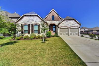 Pflugerville Single Family Home For Sale: 21508 Windmill Ranch Ave