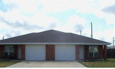 Killeen Multi Family Home For Sale: 2607 Vernice Loop