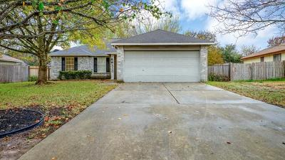 Hays County Single Family Home For Sale: 320 Dashelle Run