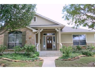 Pflugerville Single Family Home For Sale: 932 Great Sand Dunes
