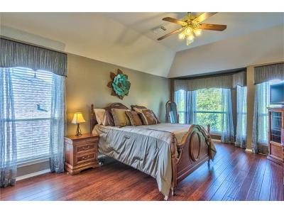 Round Rock Single Family Home For Sale: 1718 Fallen Leaf Ln