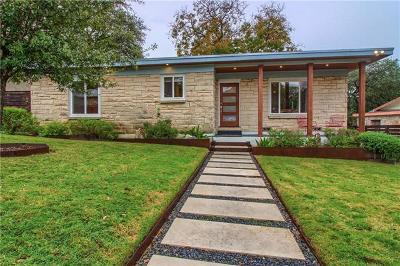 Single Family Home For Sale: 405 W Live Oak St #1