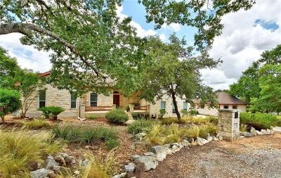 Wimberley Single Family Home For Sale: 4 Mossy Oaks Ln