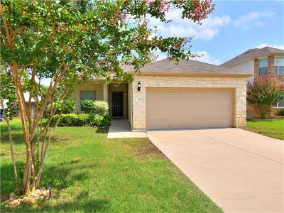 Leander Single Family Home For Sale: 216 Hoot Owl Ln
