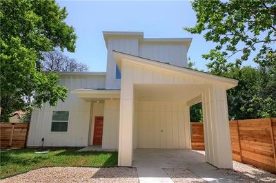 Austin Condo/Townhouse For Sale: 6913 Providence Ave #B