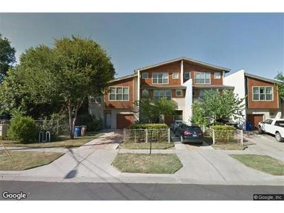 Condo/Townhouse For Sale: 2608 E 6th St #3