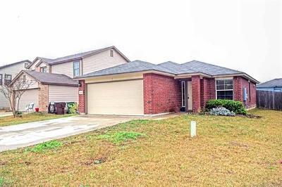 Lockhart Single Family Home Pending - Taking Backups: 1615 Windridge Dr