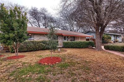Austin Single Family Home Pending - Taking Backups: 8914 Slayton Dr