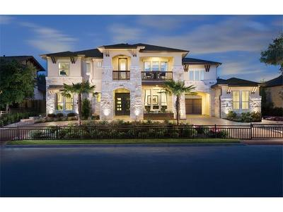 Cedar Park Single Family Home Pending: 2927 Grand Oaks Loop