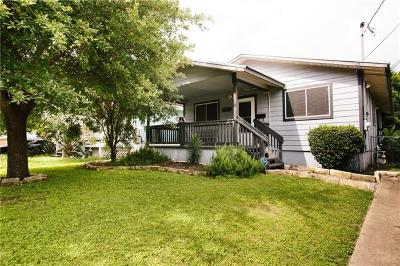 Austin Single Family Home For Sale: 1806 Miriam Ave