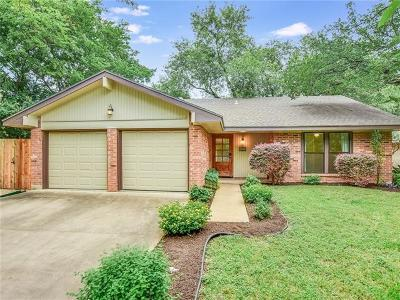 Single Family Home Pending - Taking Backups: 4804 Fieldstone Dr