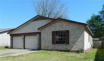Austin Single Family Home For Sale: 5705 Hammermill Run