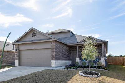 Cedar Park Single Family Home Pending - Taking Backups: 602 Brashear Ln