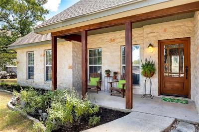 Wimberley Single Family Home Pending - Taking Backups: 69 Sprucewood Dr