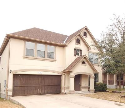 Cedar Park Rental For Rent: 2208 Sage Canyon Dr