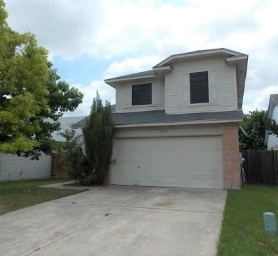 Pflugerville Rental For Rent: 21315 Secretariat Ridge Ln