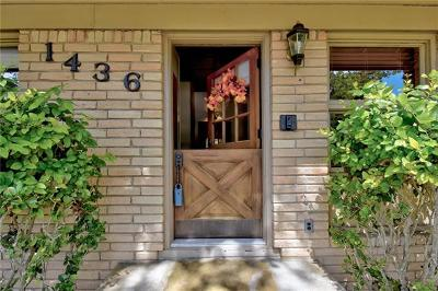 San Marcos Single Family Home For Sale: 1436 Highland Dr