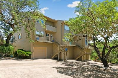 Spicewood Condo/Townhouse For Sale: 344 Harbor Dr