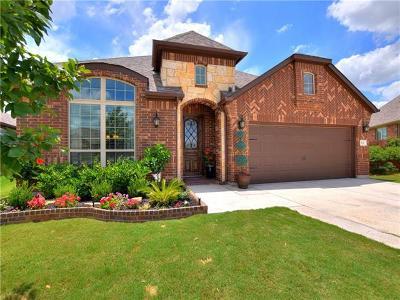 Leander Single Family Home For Sale: 624 Mistflower Springs Dr