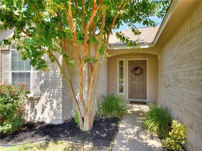 Hutto Single Family Home Pending - Taking Backups: 229 Dana Dr