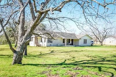 Refugio County, Goliad County, Karnes County, Wilson County, Lavaca County, Colorado County, Jackson County, Calhoun County, Matagorda County Single Family Home For Sale: 1010 E Gonzales St