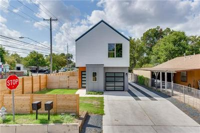 Austin Condo/Townhouse For Sale: 2717 E 3rd St #A