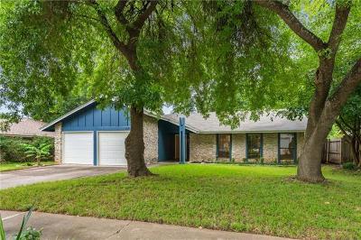 Austin Single Family Home For Sale: 2510 Baxter Dr