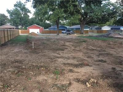 Bastrop County Residential Lots & Land For Sale: 158 Fm 2571