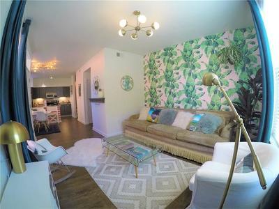 Austin Condo/Townhouse For Sale: 1201 Grove Blvd #1304