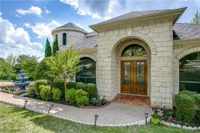 Austin Single Family Home Pending - Taking Backups: 4106 Love Bird Ln