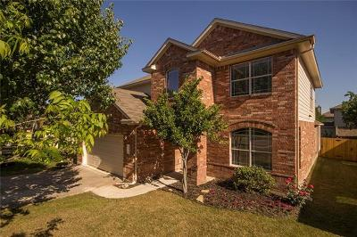 Hays County Single Family Home For Sale: 481 Middle Creek Dr