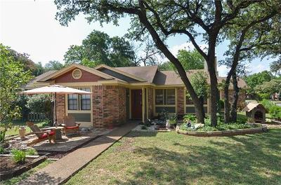 Cedar Park Single Family Home For Sale: 208 E Park St
