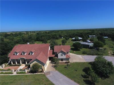 Elgin Single Family Home For Sale: 1092 Fm 3000