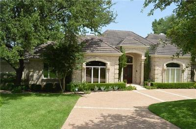 Austin Single Family Home For Sale: 73 Pascal Ln