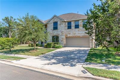 Hays County, Travis County, Williamson County Single Family Home For Sale: 8701 Nandas Trl