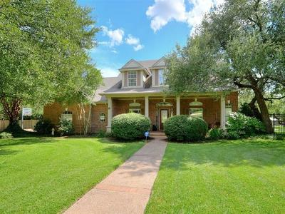 Austin Single Family Home For Sale: 6709 Hot Springs Dr