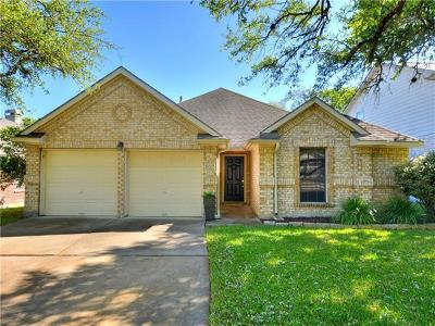 Travis County Single Family Home Pending - Taking Backups: 6005 Mesa Verde