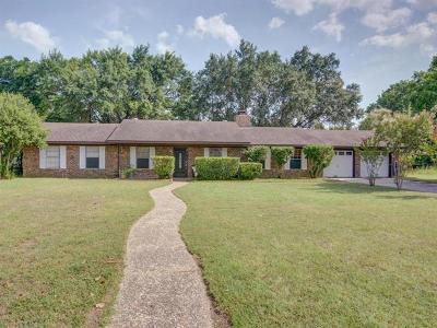 Bastrop Single Family Home For Sale: 112 Hasler St