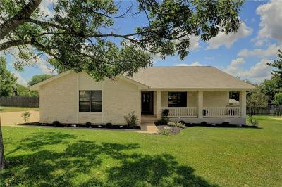 Georgetown Single Family Home For Sale: 115 Tortoise Ln
