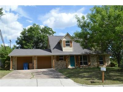 Austin Single Family Home For Sale: 6901 Bryn Mawr