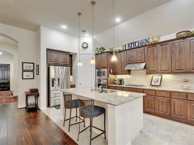 Georgetown Single Family Home For Sale: 1704 Highland Ridge Rd