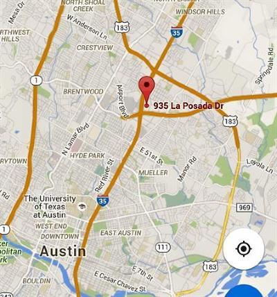 Austin Condo/Townhouse For Sale: 935 La Posada Dr #143