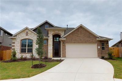 Hays County Single Family Home For Sale: 409 Betony Loop