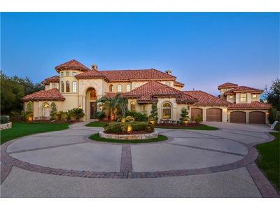 Costa Bella, Costa Bella Subd Single Family Home For Sale: 102 Bella Cima Dr